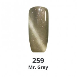 Cat Eye G-Polish no.259 - Mr. Grey 15ml