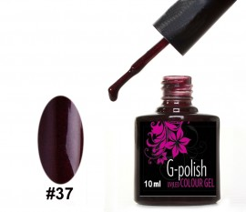 G-Polish Colour no.37 - Dark Maroon 10ml
