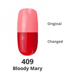 Temperature Changing G-Polish no.409 - Bloody Mary 15ml