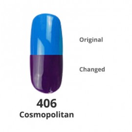 Temperature Changing G-Polish no.406 -  Cosmopolitan 15ml