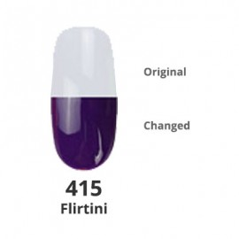 Temperature Changing G-Polish no.415 - Flirtini 15ml