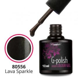 G-Polish Colour no. 56 - Lava Sparkle 10ml