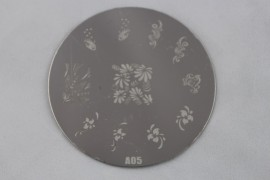 Stamping Plate A05