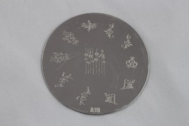 Stamping Plate A10