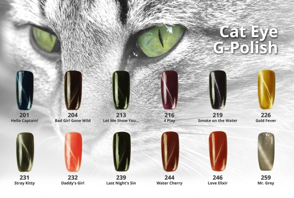 Cat Eye G-Polish