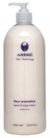 Arbré Hand & Body Lotion - Vanilla Bean 1000ml