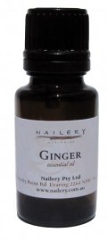 Essential Oil - Ginger 15ml