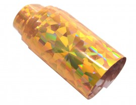 Transfer Foil - Gold Kaleidoscope