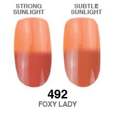 Light & Darkness G-Polish no.492 - Foxy Lady 15ml