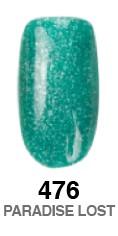 Sahara Crystal Sand G-Polish no.476 - Paradise Lost 15ml