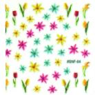 Flower Stickers #4