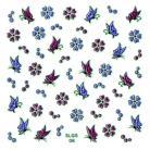 Flower Stickers #6