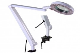 Manicure Table Lamp Magnifying - LED