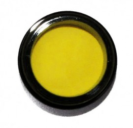 Coloured Acrylic Powder - Yellow 10ml