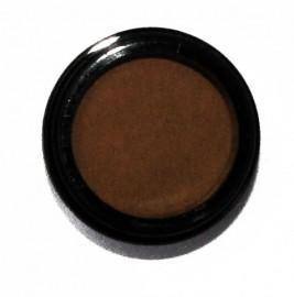 Coloured Acrylic Powder - Brown 10ml