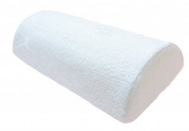 Cushion Arm Rest - White