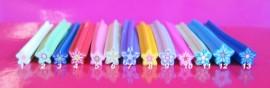 Fimo Sticks - Five Petals