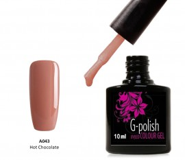G-Polish Colour - Hot Chocolate 10ml