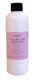 Nail Polish Remover Vanilla 250ml