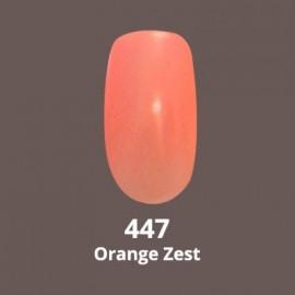 Glow G-Polish no.447 - Orange Zest 15ml