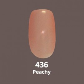 Glow G-Polish no.436 - Peachy 15ml