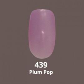 Glow G-Polish no.439 - Plum Pop 15ml