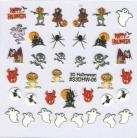 Halloween Sticker - Vampires & Ghosts