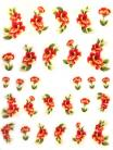 Flower Stickers #10