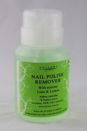 Nail Polish Remover With Acetone 200ml