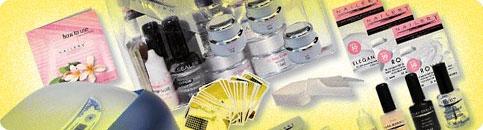 UV & LED Gel Kits