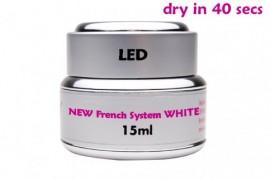 BUILDER = LED/UV French Builder White 15ml