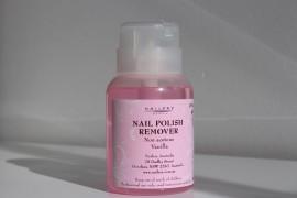 Nail Polish Remover Vanilla 200ml Pump Bottle