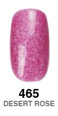 Sahara Crystal Sand G-Polish no.465 - Desert Rose 15ml