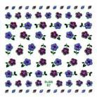 Flower Stickers #7