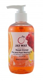 Sweet Orange Pre & Post Waxing Oil 250ml