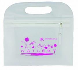 Nailery Cosmetic Bag - Hot Pink