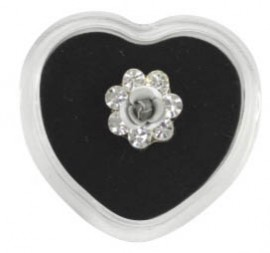Toe Ring - Silver Rose